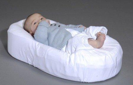 Ergonomiczny materac dla niemowląt Cocoonababy, Red Castle