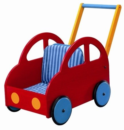 Wózek samochód
