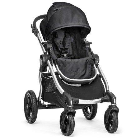 Wózek CITY SELECT ONYX BJ20410 SREBRNA RAMA Baby Jogger