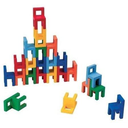 Balansująca wieża z krzesełek, Goki 56929