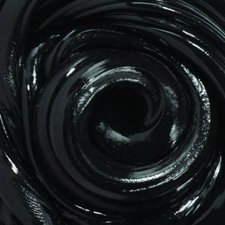 Crazy Aaron, Black, czarna, Inteligentna plastelina, puszka 5 cm. 13 g.