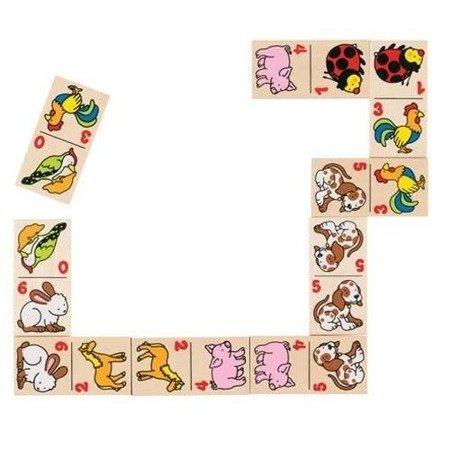 Domino zwierzątka, Goki 56961