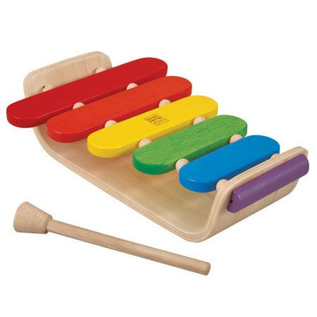 Drewniany ksylofon, Plan Toys PLTO-6405