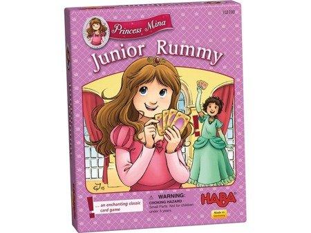 Gra Remik Junior Księżniczka Mina (5+)