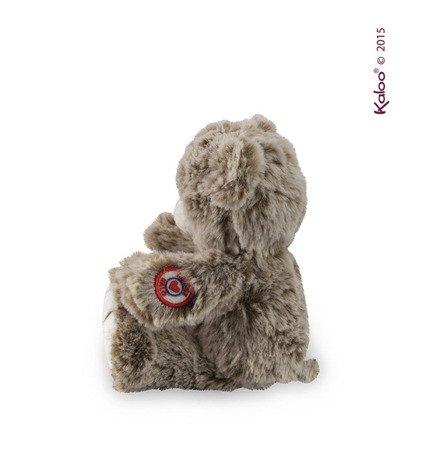 Kaloo Miś piaskowy beż 19 cm kolekcja Rouge