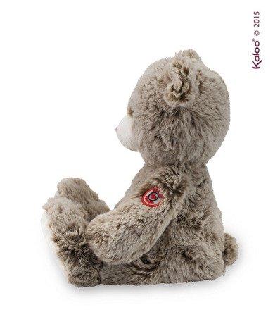Kaloo Miś piaskowy beż 31 cm kolekcja Rouge