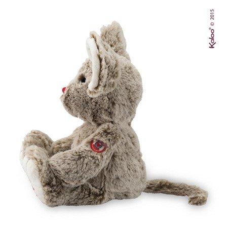 Kaloo Myszka piaskowy beż 31 cm kolekcja Rouge