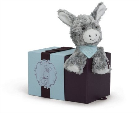 Kaloo Osiołek Popielaty w pudełku 19 cm kolekcja Les Amis