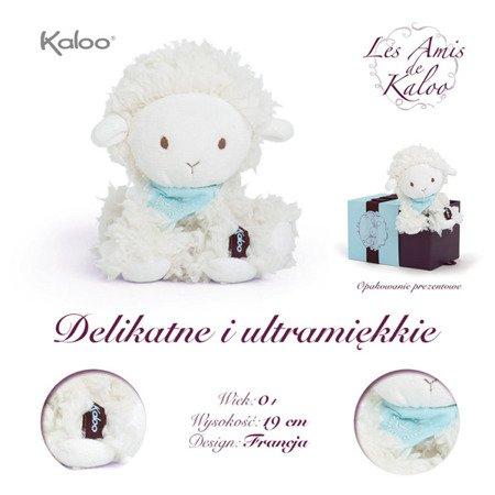 Kaloo Owieczka Waniliowa w pudełku 19 cm kolekcja Les Amis