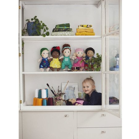 Lalka Cutie Activity, Hanna. Rubens Barn