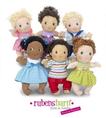 Lalka Rubens Cutie, Hanna, Rubens Barn,RB-150013