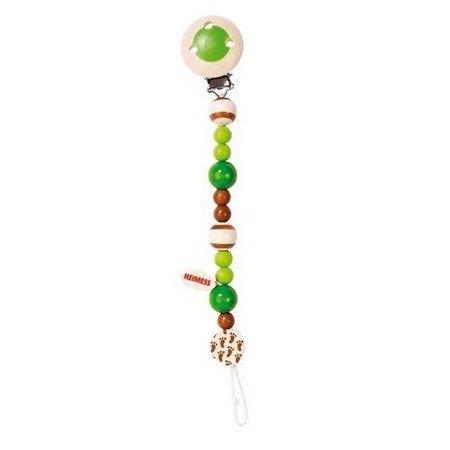 Łańcuszek do smoczka  zielony, Heimess, 734730