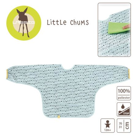 Lassig Śliniak z długim rękawem 12m+ Little Chums Pies