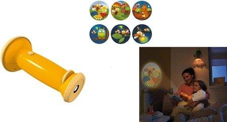 Latarka projektor Mały Świetlik