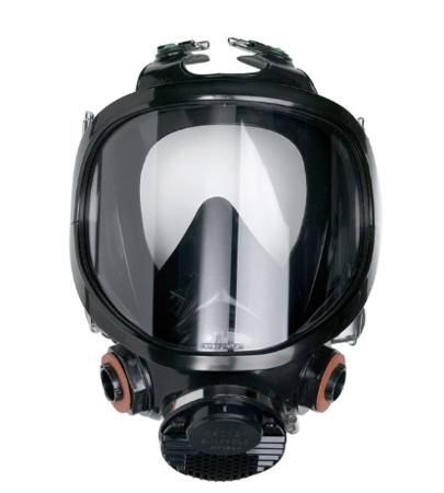 Maska pełnotwarzowa 3M 7907S z zestawem filtrów