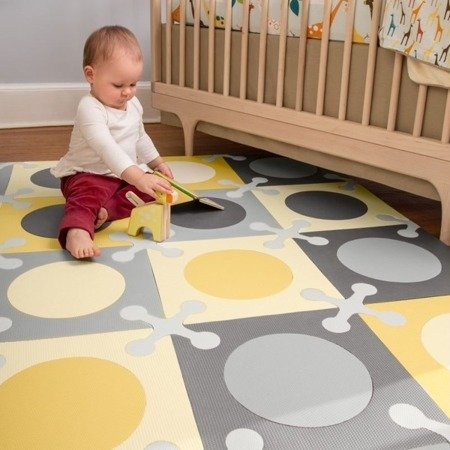 Mata Playspot Grey/Gold