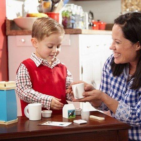 Melissa, Drewniany zestaw kawy
