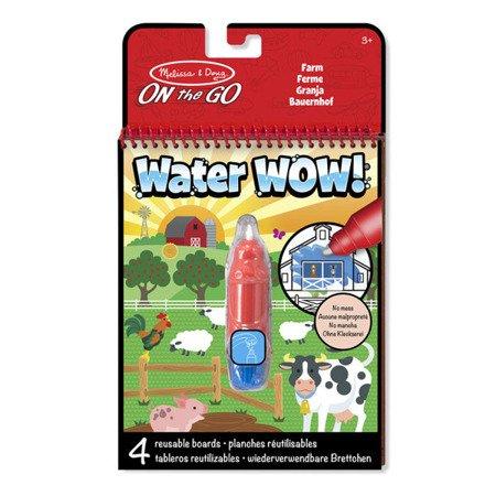 Melissa, Wodna Kolorowanka Water Wow! Farma