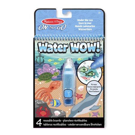 Melissa, Wodna Kolorowanka Water Wow! Podwodny