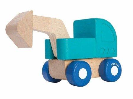 Samochód koparka mini | Plan Toys®
