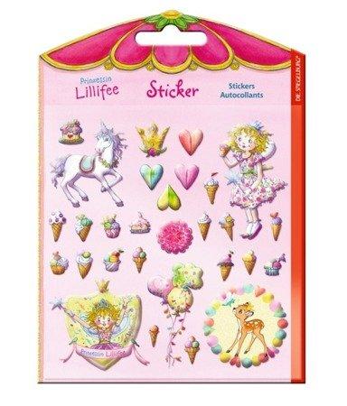 Naklejki Księżniczka Lillifee