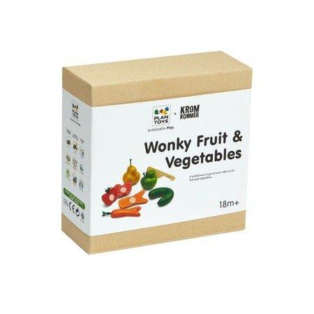 Niedoskonałe owoce i warzywa, Plan Toys