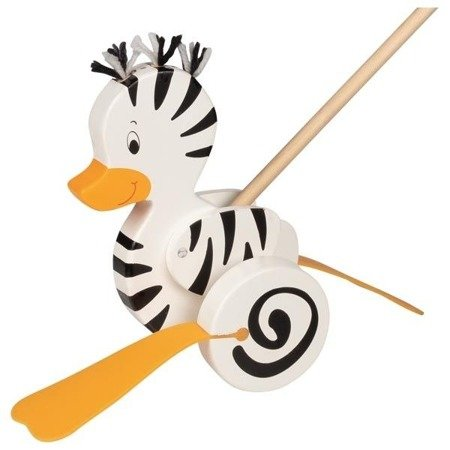 Pchacz Zebra-Kaczka, Goki
