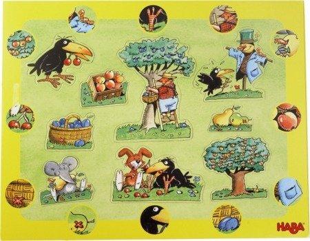 Pierwsze Puzzle - W ogrodzie