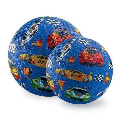 Piłka 18 cm, wyścigi samochodowe, CC