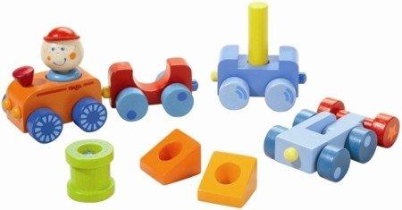 Pojazd drewniany - Habaland Pociąg