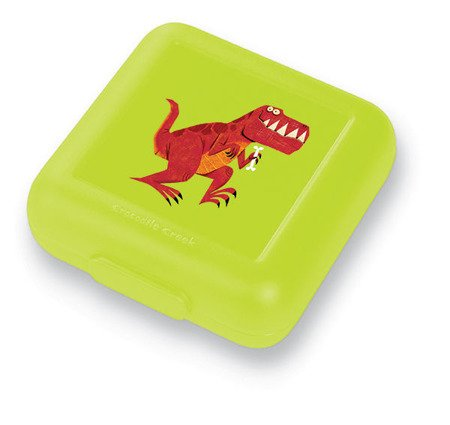 Pudełko na kanapki,motyw dinozaur, Crocodile Creek