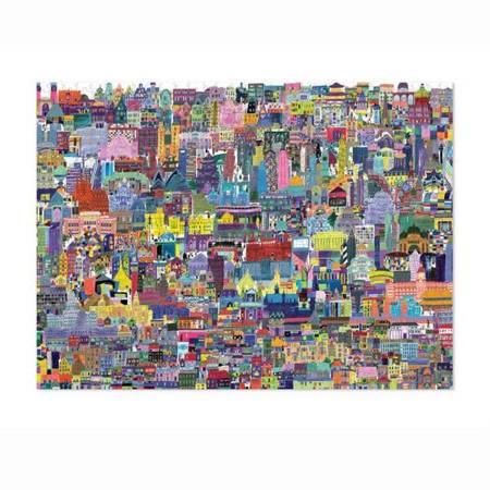 Puzzle 1000 elem. Budynki świata