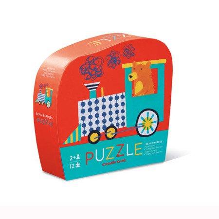Puzzle 12el., motyw misiowy express, CC
