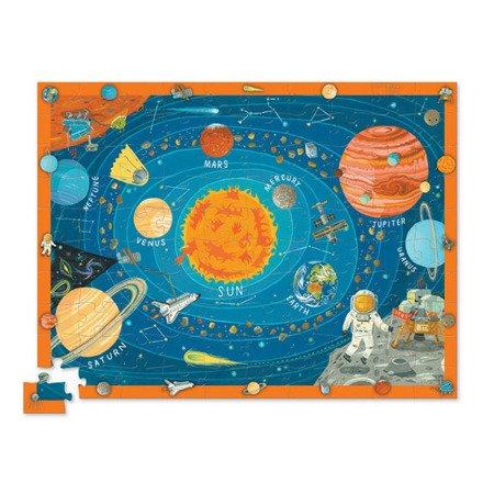 Puzzle Odkrywcy - kosmos, Crocodile Creek 2920-7