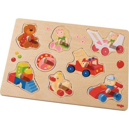 Puzzle nakładane - Moja pierwsza zabawka