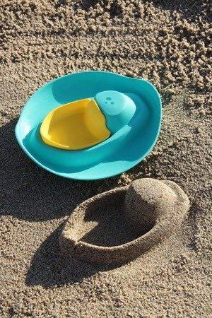 QUUT Foremka wielofunkcyjna do piasku i do kąpieli Łódka Sloopi
