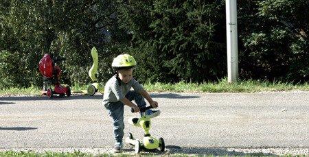 SCOOTANDRIDE Highwaykick1 2w1 Jeździk i hulajnoga 1-5 lat Lime