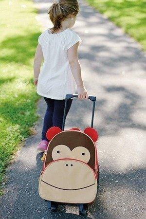 Walizka Zoo Małpa