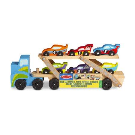 Wielka ciężarówka laweta, MD12759