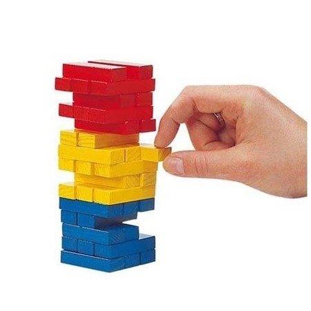 Wieża do układania, gra zręcznościowa, Goki HS 973