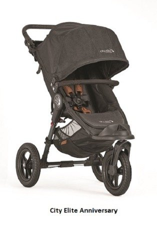Wózek CITY ELITE SINGLE ANNIVERSARY Baby Jogger