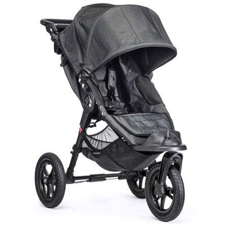 Wózek CITY ELITE SINGLE CHARCOAL 13496 Baby Jogger+pałąk