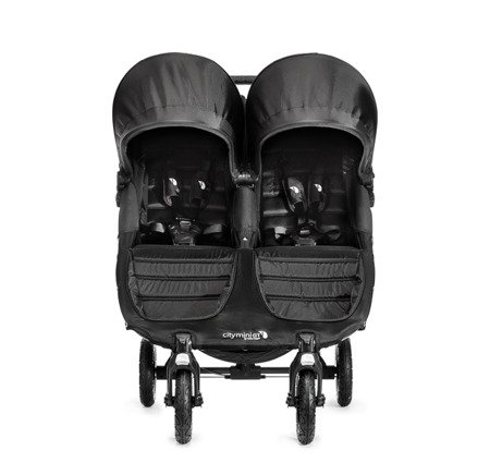 Wózek CITY MINI DOUBLE GT BLACK/BLACK 16410 Baby Jogger