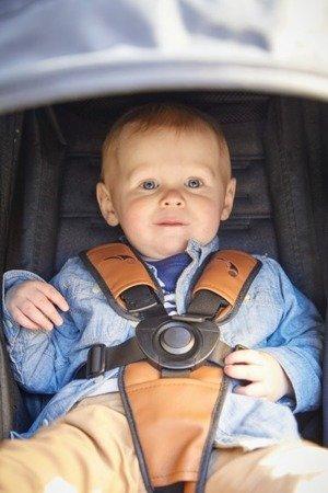 Wózek CITY MINI SINGLE ANNIVERSARY Baby Jogger+pałąk+folia