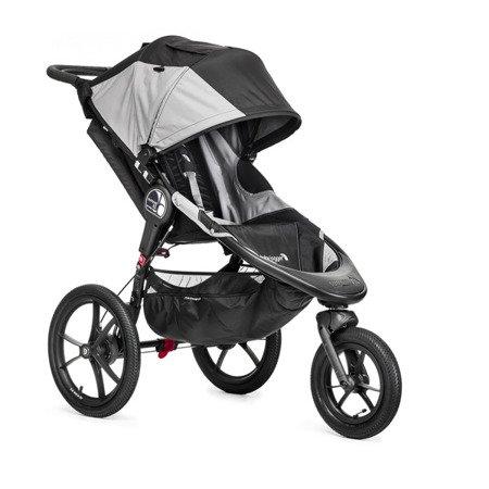 Wózek SUMMIT X3 BLACK/GRAY 31410 Baby Jogger