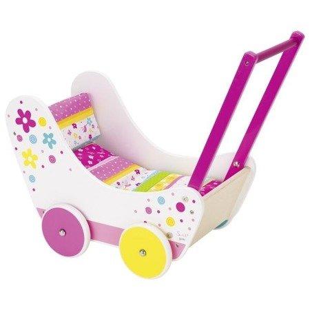 Wózek pchacz dla lalek Susibelle