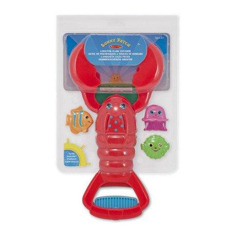 Zabawka do kąpieli - homar z ruchomymi szczypcami, MD16669