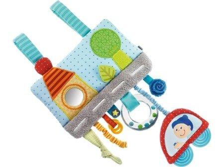 Zawieszka zabawka do fotelika i wózka Wesoła Podróż Haba