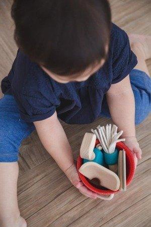 Zestaw do sprzątania, Plan Toys