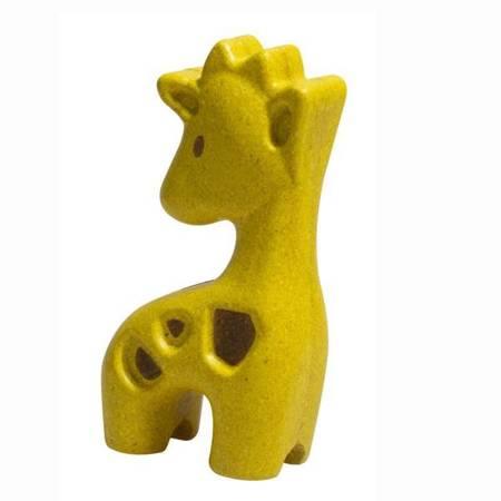 Żyrafa Figurka Zwierzątko Plan Toys